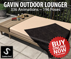 [satus Inc] Gavin Outdoor Lounger 300×250