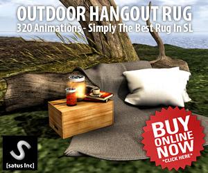 [satus Inc] Outdoor Hangout Rug Ad 300×250