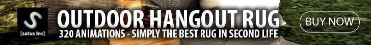 [satus Inc] Outdoor Hangout Rug Ad 728×90