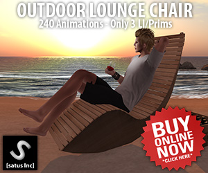 [satus Inc] Outdoor Lounge Chair Ads 300×250