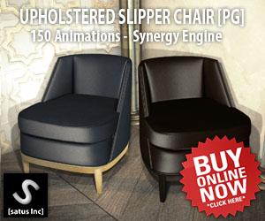 [satus Inc] Upholster Slipper Chair PG 300×250