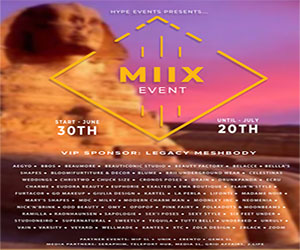 Miix Event Package B May 29 – June 30 300×250