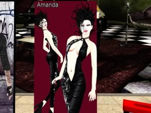 Ydea Amanda - November Group Gift - teleporthub.com