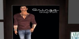 Rispetto Designs - Ginza Mesh November Group Gift - teleporthub.com