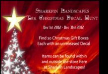 Christmas Decal Hunt - teleporthub.com