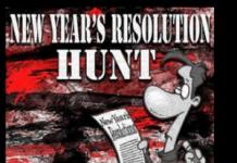 New year's resolution hunt - teleporthub.com