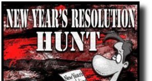 New year's resolution hunt - teleporthub.com