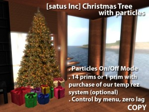 [satus Inc] Christmas Tree - teleporthub.com