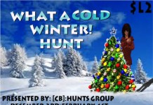 What a Cold Winter Hunt - teleporthub.com