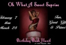 Birthday Bash Hunt - Teleport Hub - teleporthub.com