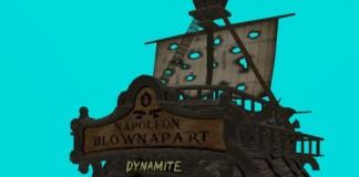 Napoleon Blownapart Shop - teleporthub.com