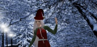Santas Elf by Malik´s Dark Creations - teleporthub.com
