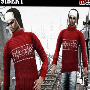 Sibery December Group Gift by Ydea - Teleport Hub - teleporthub.com