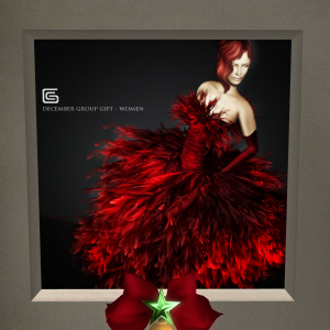 December Female Group Gift by Gizza Creations - teleporthub.com