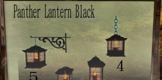 Panther Lantern Black-box by Lady Bunny - teleporthub.com