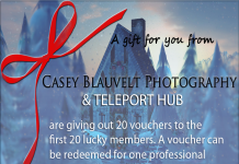 Casey Blauvelt Photography and Teleport Hub Giveaway - teleporthub.com