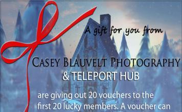 Casey Blauvelt Photography and Teleport Hub Giveaway - teleporthub.com