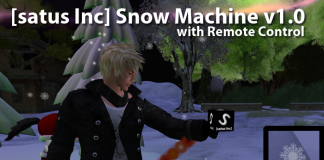 [satus Inc] Snow Machine v1.0 - Teleport Hub - teleporthub.com