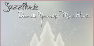 Jazzitude Decorate Yourself Mini Hunt - teleporthub.com