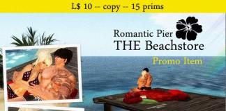 Romantic Pier by The Beachstore - Teleport Hub - teleporthub.com