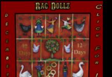 Rag Dollz 12 Days of Christmas Hunt - Teleport Hub - teleporthub.com