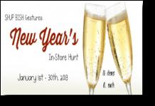 SHUP BISH's New Years Hunt - Teleport Hub - teleporthub.com