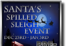 Santa's Spilled Sleigh Hunt - Teleport Hub - teleporthub.com
