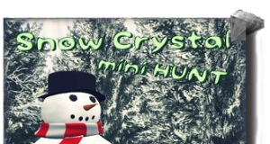 Snow Crystal Mini Hunt - Teleport Hub - teleporthub.com