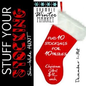 Stuff Your Stocking Hunt - teleporthub.com