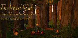 The Wood Glade Dream Scene Skybox by ~*GOD*~ Garden of Dreams - Teleport Hub - teleporthub.com