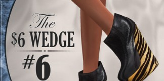 The Wedge Boots No. 6 by JETCITY - Teleport Hub - teleporthub.com