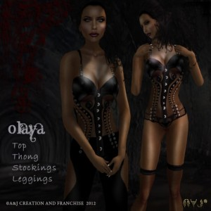 Olaya Lingerie Set Promo by A&J CREATION AND FRANCHISE - Teleport Hub - teleporthub.com