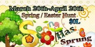 Spring Has Sprung Hunt - Teleport Hub - teleporthub.com
