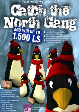 Catch the North Gang Hunt - Teleport Hub - teleporthub.com