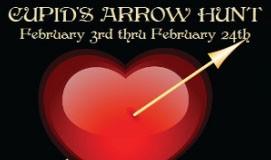 Cupid's Arrow Hunt - Teleport Hub - teleporthub.com
