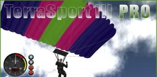 TerraSport III PRO parachute by Cubey Terra - Teleport Hub - teleporthub.com