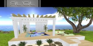 Mini Lounge by AL'OL Homes - Teleport Hub - teleporthub.com