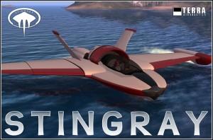 Terra Stingray 1.1 Full Perm by Terra Aeronautics - Teleport Hub - teleporthub.com