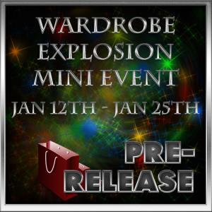 Wardrobe Explosion Hunt - Teleport Hub - teleporthub.com
