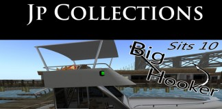 Big Hooker Fishing Boat by JP Collections - Teleport Hub - teleporthub.com