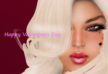 Valentine's Group Gift {LiLy} by {AIMI} SKIN - Teleport Hub - teleporthub.com