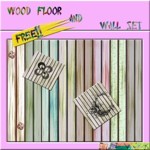 Wood Floor Seamless Textures Pack by Bad Inspired - Teleport Hub - teleporthub.com