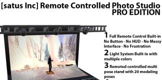 Remote Controlled Photo Studio by [satus Inc] - Teleport Hub - teleporthub.com