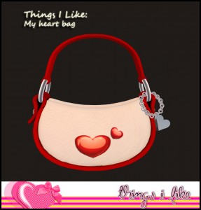 My Heart Bag by Thing I Like - Teleport Hub - teleporthub.com