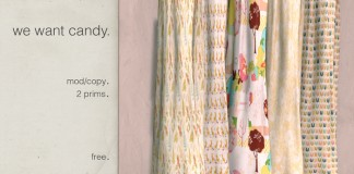 We want candy curtains by nordari - Teleport Hub - teleporthub.com