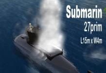 Submarine by Michie Yokosuka - Teleport Hub - teleporthub.com