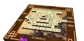 Mahjong Table by Quark Yifu - Teleport Hub - teleporthub.com