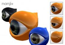 Eye Ball Avatar by nanji+ - Teleport Hub - teleporthub.com