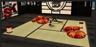 Japan Carpet by SK Prefabs Creations - Teleport Hub - teleporthub.com