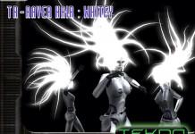 Raver Hair Whitety by Techno Robo - Teleport Hub - teleporthub.com